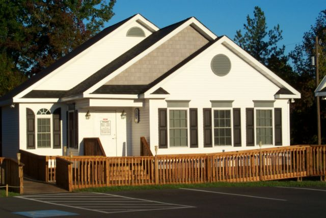 Modular Homes of NC Sales Office